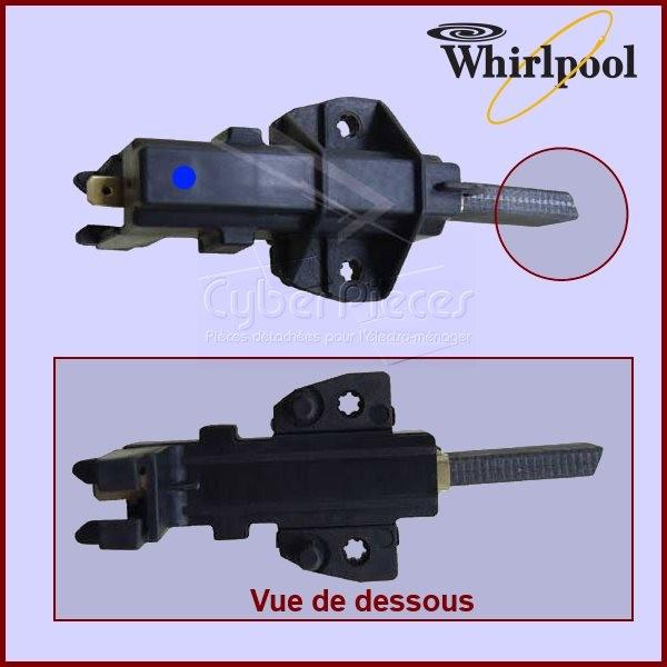 Charbon moteur avec support 31x13,5x5mm / L1-3