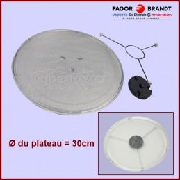 Kit Plateau Tournant 300mm...
