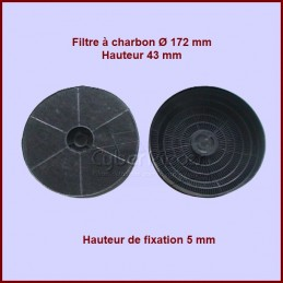 Filtre à charbon Type OFD2 CYB-002912