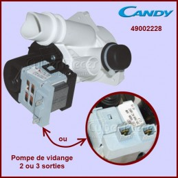 Pompe Candy Rosières 3 Sorties 49002228 CYB-000765