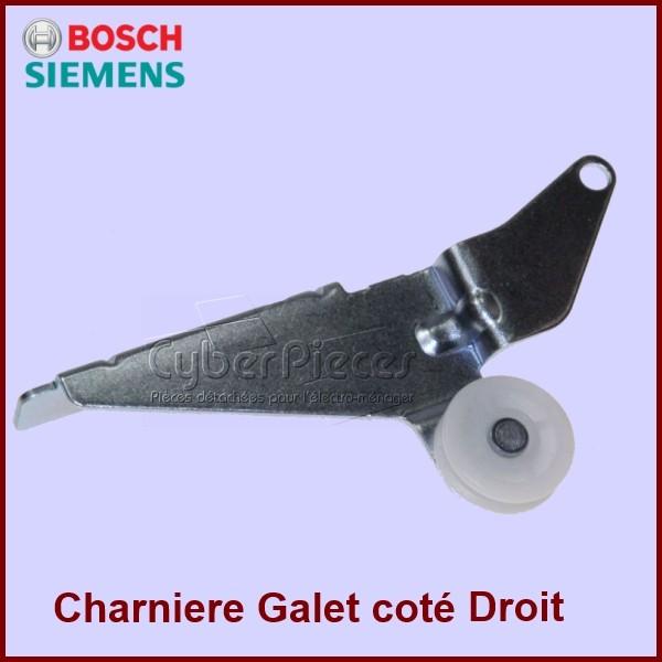 Charnière de porte avec Galet 00673859 -