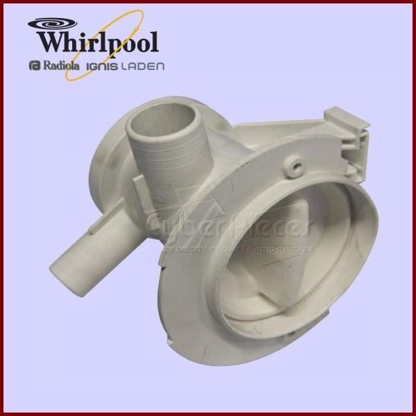 CORPS + Filtre Pompe De Vidange 481248058089