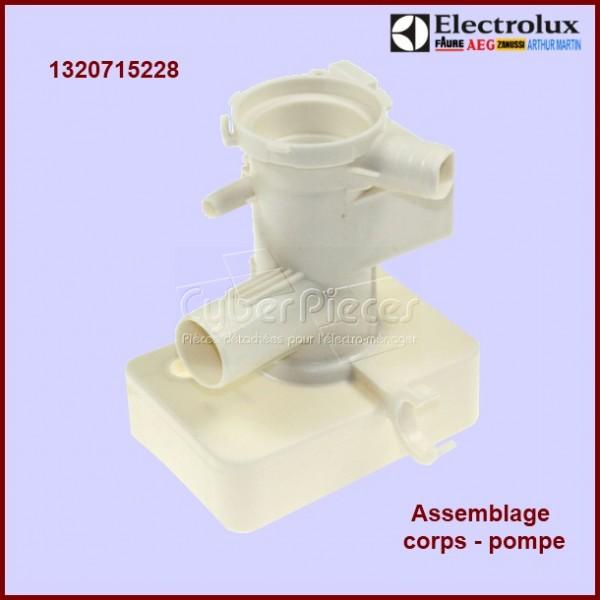 Assemblage corps-pompe TR.RIM 1320715228