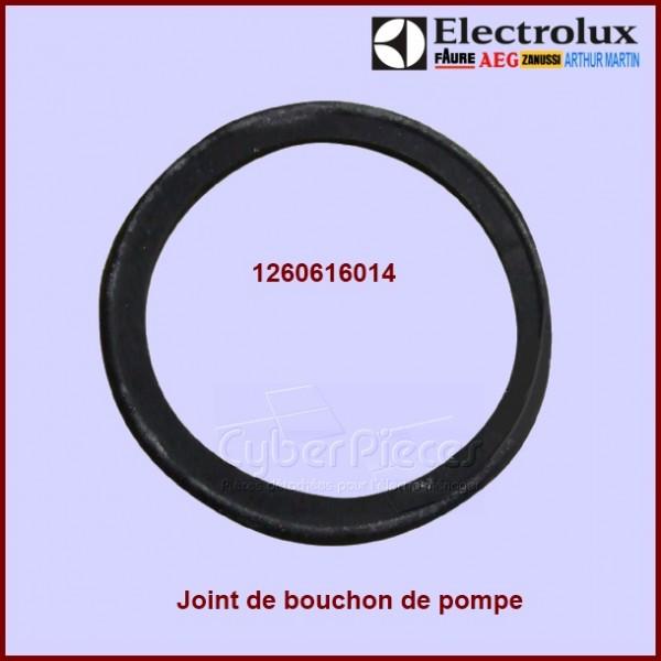 Joint du bouchon du filtre Electrolux 1260616014