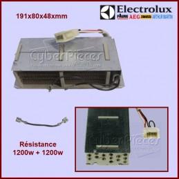 Résistance 1200w + 1200w / 220v - 1250022132 CYB-013390