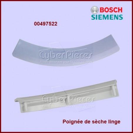 Poignée de porte blanche - 00497522