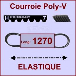 Courroie 1270H7 - EL-...