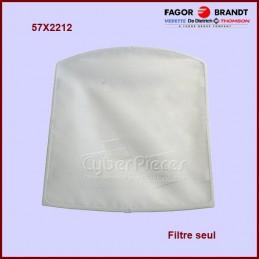 Filtre Tamis nu de sèche linge 57X2212 CYB-092852