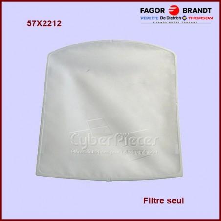 Filtre Tamis nu de sèche linge  57X2212