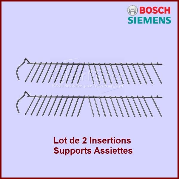 Lot de 2 supports assiettes ( Insertions) 00357872