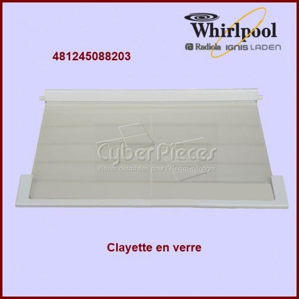 Clayette en verre avec profilé 481245088203