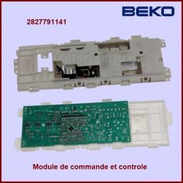 Carte électronique de commande et contrôle Beko 2827791141 CYB-219501