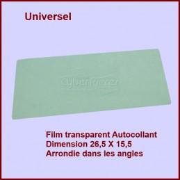 Film Ecran Porte Intérieur 26,5 X 15,5 ( 76x7850) CYB-098687