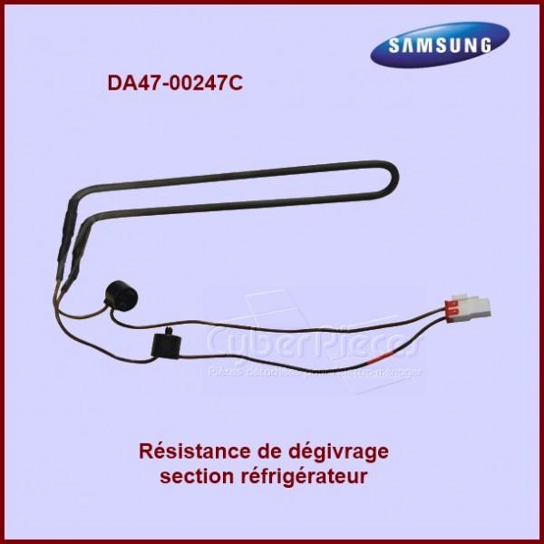 Résistance de dégivrage DA4700247C section réfrigérateur