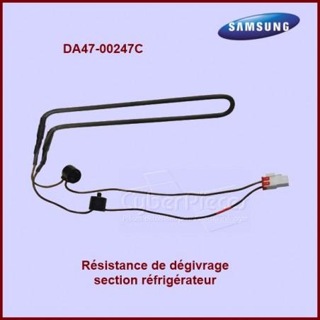 Résistance de dégivrage section réfrigérateur DA4700247C