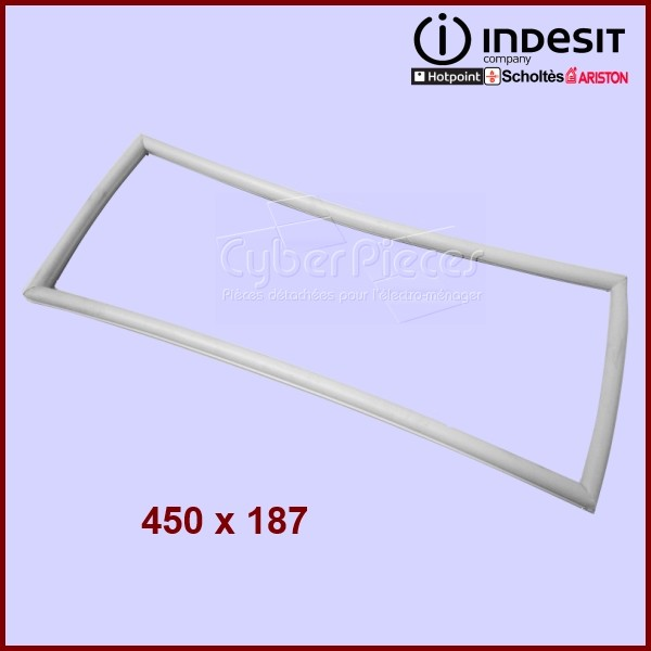 Joint du portillon Freezer ( 450X187) C00268472