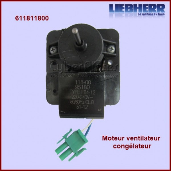 Ventilateur congélateur sans hélice  611811800