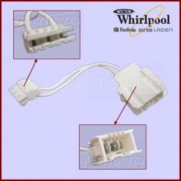 Adaptateur pour pompe de cyclage Whirlpool 480140102481 CYB-178501