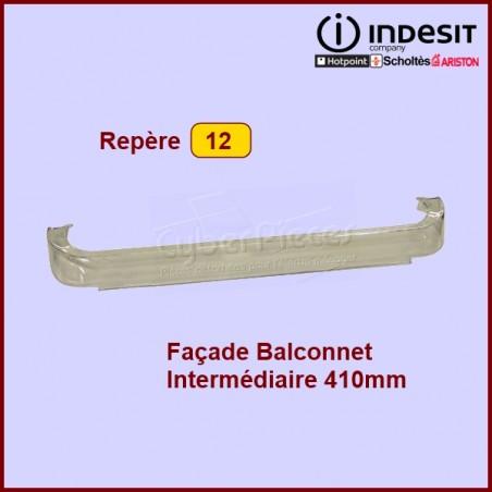 Balconnet Central ( Façade) C00283224