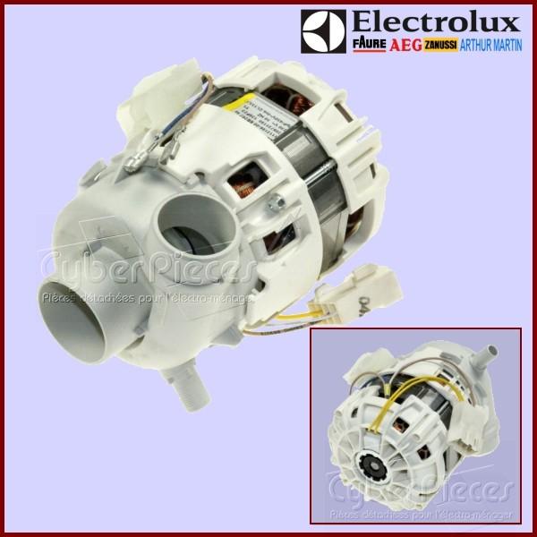 moteur de lavage avec tachym tre electrolux 1113196008 pour pompe de cyclage turbine lave. Black Bedroom Furniture Sets. Home Design Ideas