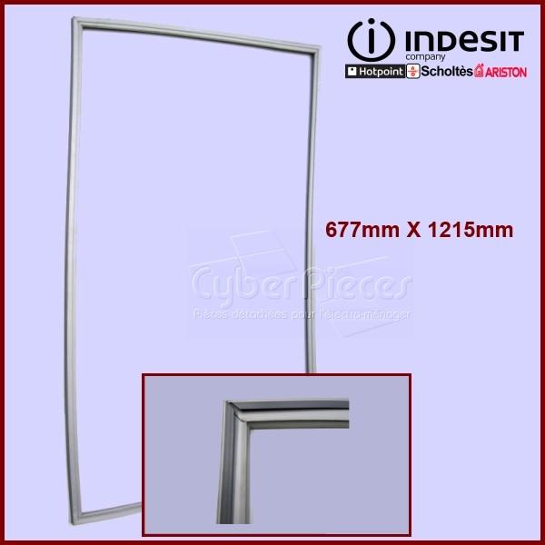 Joint blanc/gris Porte Réfrigérateur  C00074533