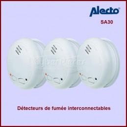 Lot de 3 détecteurs de...
