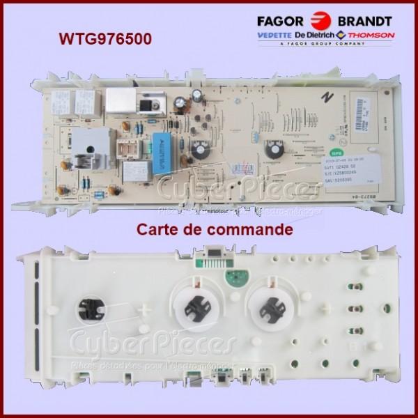 Carte de commande Brandt WTG976500