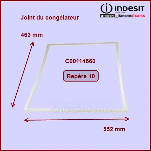 Joint du congélateur C00114660