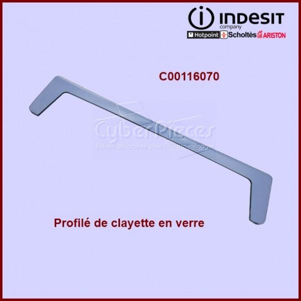 Profilé avant bleu C00116070