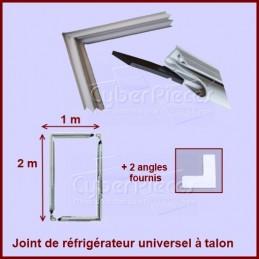 Kit joint magnétique à talon dimension 2m X 1m CYB-014472