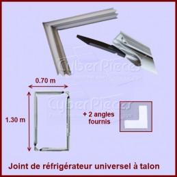 Kit joint magnétique à talon dimension 1m30 X 0m70 CYB-025317