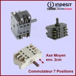 Commutateur 7 positions Axe Moyen EGO 4132723020 CYB-321808