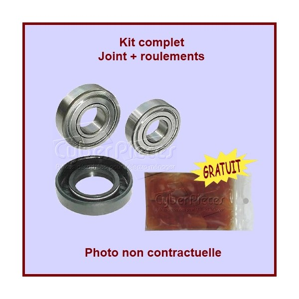 Kit  Palier pour cuve 52X1536 Groupe Brandt