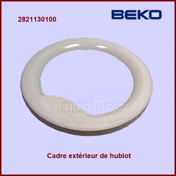 Cadre extérieur de hublot Beko 2821130100