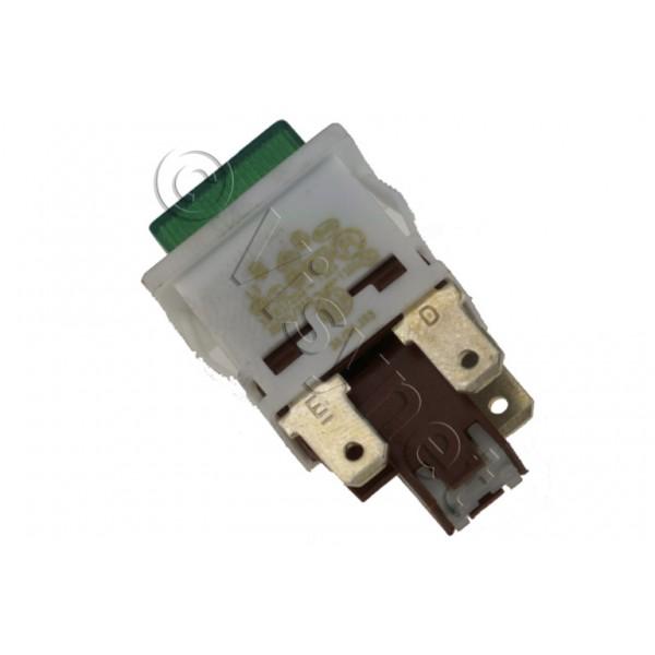 Interrupteur + lumière verte 481927618261