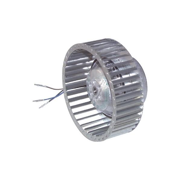 Hélice + ventilateur air chaud de sèche-linge 050905