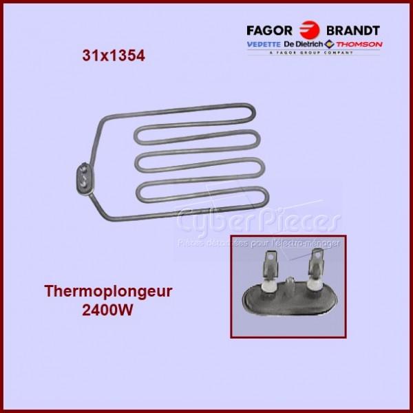 Thermoplongeur 2400w Brandt 31x1354