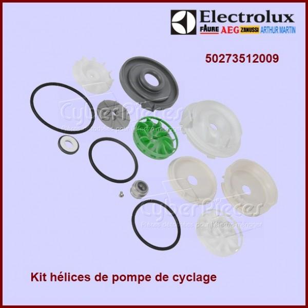 Hélice de pompe de cyclage Electrolux 50273512009