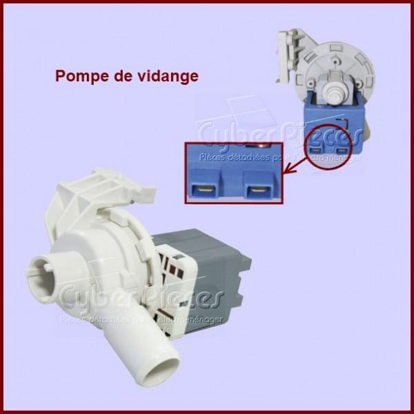 Pompe 1/4 de tour synchrone Sogedis 49568601