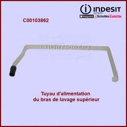 Tuyau d'alimentation du bras supérieur Indesit C00103862 CYB-053365