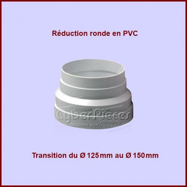 Manchon de réduction 125-150mm
