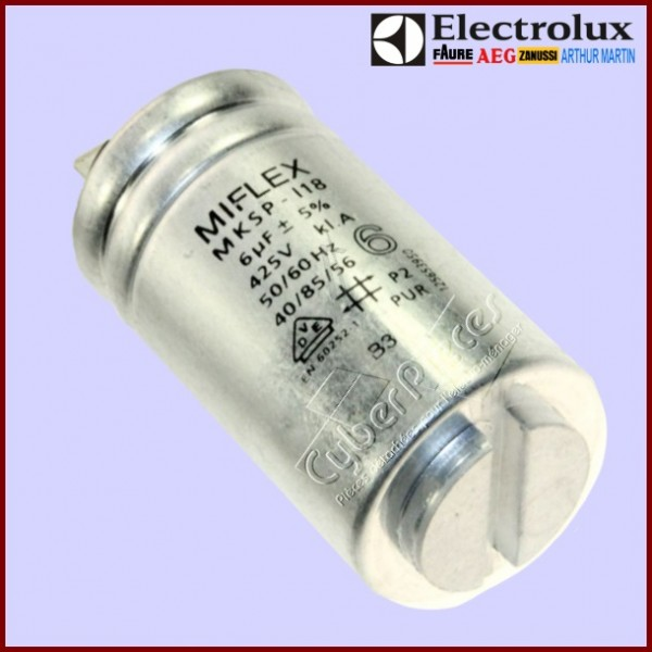 Condensateur 6,0µF (6,0MF) 450 Volts