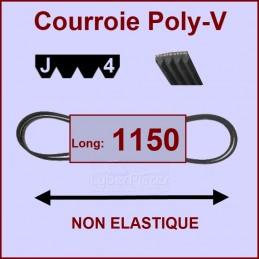 Courroie 1150J4 non élastique CYB-003728