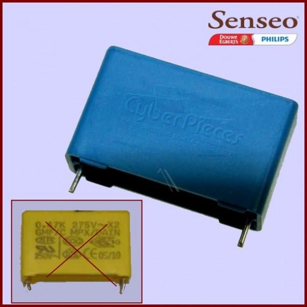 Condensateur 0,47µF 275V Senséo 996510047409