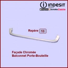 Facade Balconnet Bouteille CHROMEE (CLASS) CYB-323468