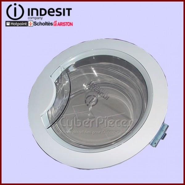 hublot complet indesit c00272454 pour hublot machine a laver lavage pieces detachees electromenager. Black Bedroom Furniture Sets. Home Design Ideas
