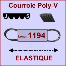 Courroie 1194J5 - EL-...