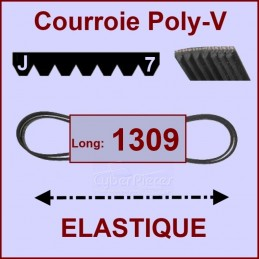 Courroie 1309J7 - EL-...