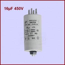 Condensateur 16,0µF (16,0MF) 450 Volts CYB-005357