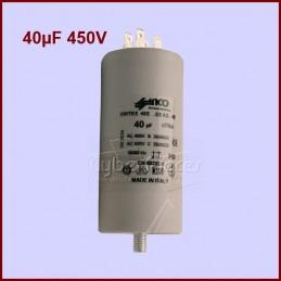 Condensateur 40,0µF (40,0mF) 450V CYB-005531